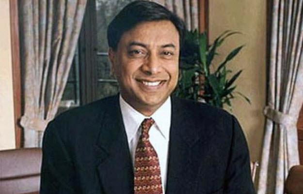 hombres millonarios Lakshmi Niwas Mittal