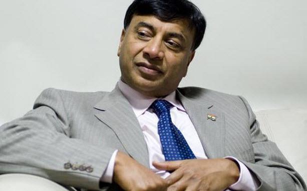 hombres poderosos Lakshmi Niwas Mittal