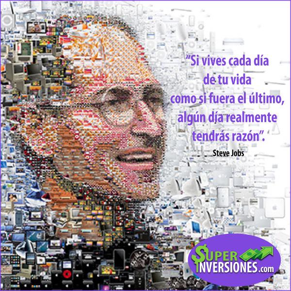 Imagenes y Frases Motivacionales Steve Jobs